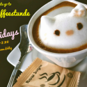 Kaffeestunde: Fridays, 2-3pm