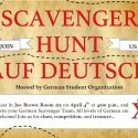 German Scavenger Hunt